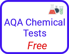 AQA chemical tests