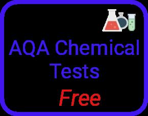 AQA chemical tests