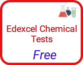Edexcel chemical tests