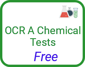 OCR A chemical tests